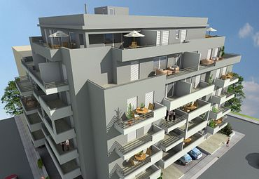 Apartment Pagkrati 66sq.m