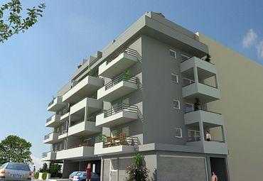 Apartment Pagkrati 57sq.m