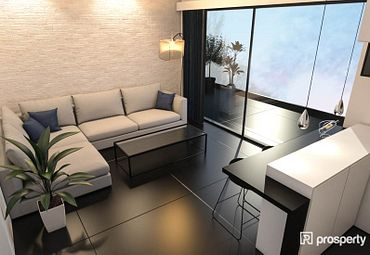 Apartment Patisia 42sq.m