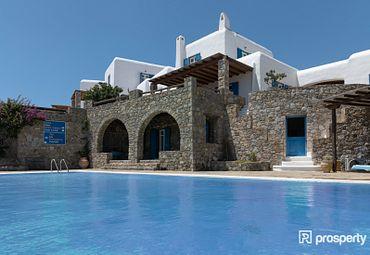 Villa Mykonos 160sq.m