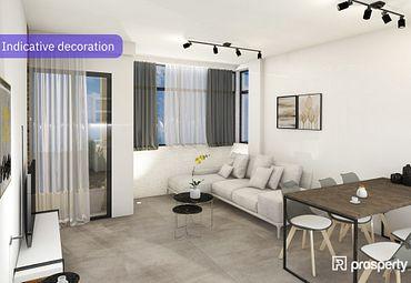 Apartment Gkyzi - Pedion Areos 57sq.m
