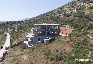 Detached Markopoulo 380sqm