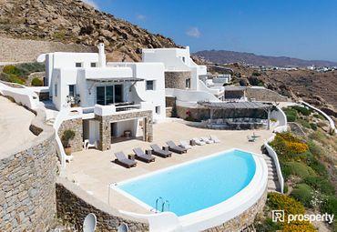 Villa Mykonos 234sq.m