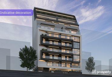Apartment Ampelokipoi - Pentagon 92sq.m