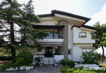 Villa Thermi 430sq.m