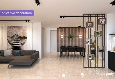 Apartment Ampelokipoi - Pentagon 86sq.m