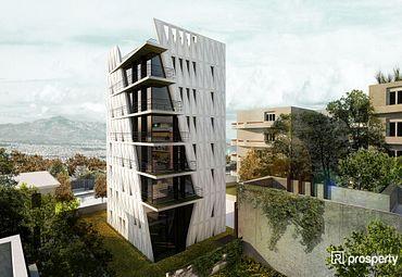 Apartment Neo Psychiko 100sq.m