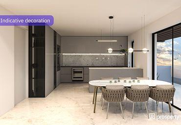 Apartment Gkyzi - Pedion Areos 86sq.m