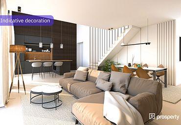 Apartment Kolonos - Kolokynthous 99sq.m