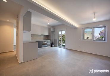 Apartment Agios Dimitrios 66sq.m