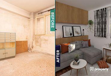 Apartment Pagkrati 61 sqm