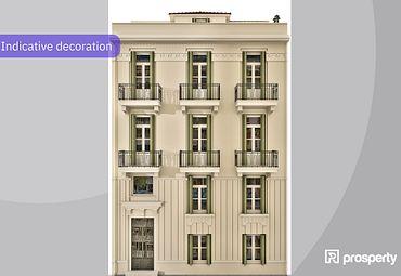 Block of flats Center of Thessaloniki 559sq.m