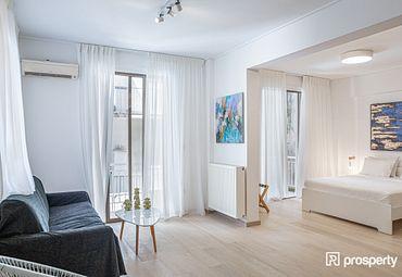 Apartment Kolonaki - Lykavittos 57sq.m