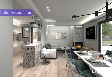 Apartment Chalandri 77sq.m