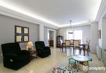 Thessaloniki, Ano Poli, Gratsiou, apartment, 204 sq.m.